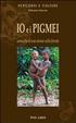 Cover of Io e i Pigmei. Cronache di una donna nella foresta