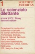 Cover of Lo scienziato dilettante