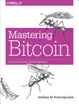 Cover of Mastering Bitcoin