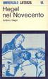 Cover of Hegel nel Novecento