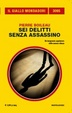 Cover of Sei delitti senza assassino