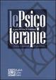 Cover of Le psicoterapie
