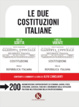 Cover of Le due costituzioni italiane