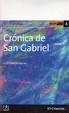 Cover of Crónica de San Gabriel