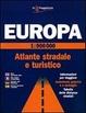 Cover of Europa. Atlante stradale e turistico 1:900.000