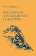Cover of Sull'idea di una comunità di solitari