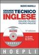 Cover of Grande dizionario tecnico inglese