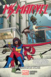Cover of Ms. Marvel vol. 2