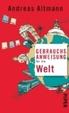 Cover of Gebrauchsanweisung für die Welt