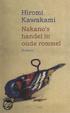 Cover of Nakano's handel in oude rommel