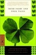 Cover of Irish Fairy and Folk Tales