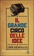 Cover of Il grande circo delle idee