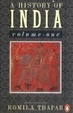 Cover of A History of India: v. 1