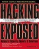 Cover of Hacking Exposed