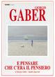 Cover of Giorgio Gaber