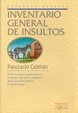 Cover of Inventario General De Insultos/ General Inventory of Insults