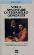 Cover of Vita e avventure di Stefanello Gonzáles