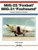 Cover of MiG-25 'Foxbat' MiG-31 'Foxhound'