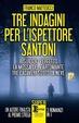 Cover of Tre indagini per l'ispettore Santoni