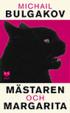 Cover of Mästaren och Margarita