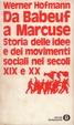 Cover of Da Babeuf a Marcuse