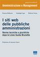 Cover of I siti web delle pubbliche amministrazioni