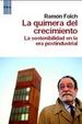 Cover of La quimera del crecimiento