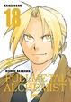 Cover of Fullmetal Alchemist Kanzenban #18 (de 18)