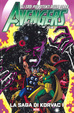 Cover of Avengers - Serie Oro vol. 14
