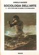Cover of Sociologia dell'arte / Arte popolare, di massa e d'Avanguardia