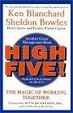 Cover of High Five! The Magic of Working Together