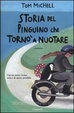 Cover of Storia del pinguino che tornò a nuotare