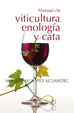 Cover of MANUAL DE VITICULTURA, ENOLOGIA Y CATA