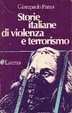 Cover of Storie italiane di violenza e terrorismo