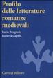 Cover of Profilo delle letterature romanze medievali