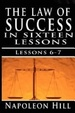 Cover of The Law of Success, Volume VI & VII