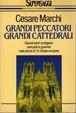 Cover of Grandi peccatori, grandi cattedrali