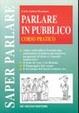 Cover of Parlare in pubblico