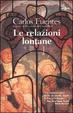 Cover of Le relazioni lontane