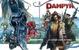 Cover of Dampyr vol. 200 - Variant Lucca Comics 2016