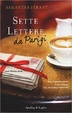Cover of Sette lettere da Parigi