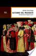 Cover of Autunno del medioevo