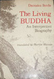 Cover of The living Buddha