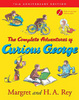 Cover of The Complete Adventures of Curious George