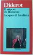 Cover of Il nipote di Rameau - Jacques il fatalista e il suo padrone