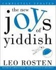 Cover of The New Joys of Yiddish