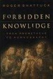 Cover of Forbidden Knowledge