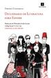 Cover of Diccionario de literatura para esnobs