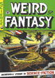 Cover of Weird Fantasy vol. 3