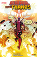 Cover of Deadpool contro Thanos